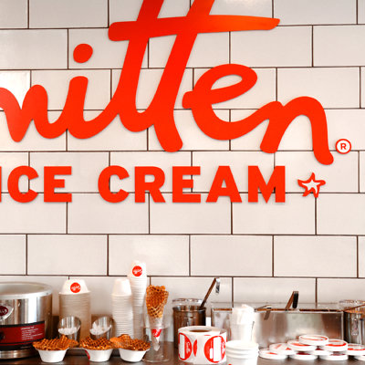 Smitten Ice Cream Website Launch