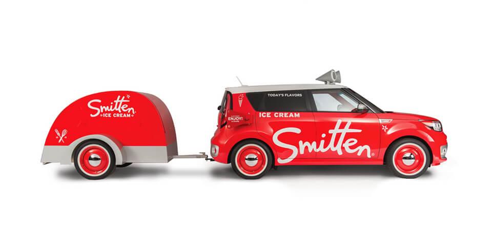 Smitten Ice Cream